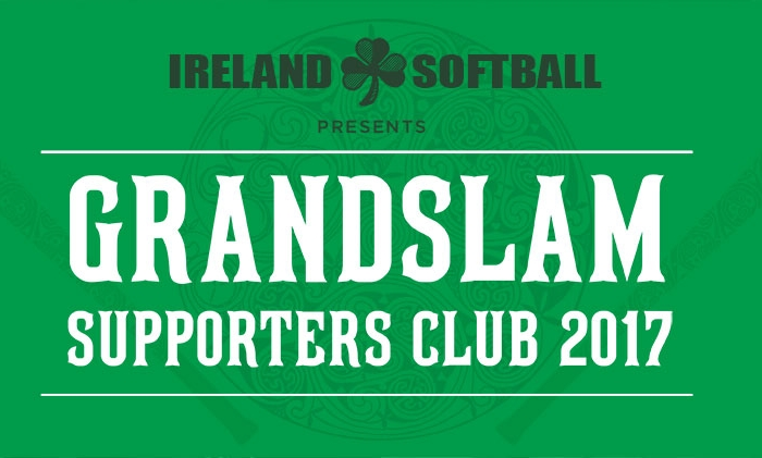 Softball Ireland Announce Launch of GRANDSLAM Supporters Club