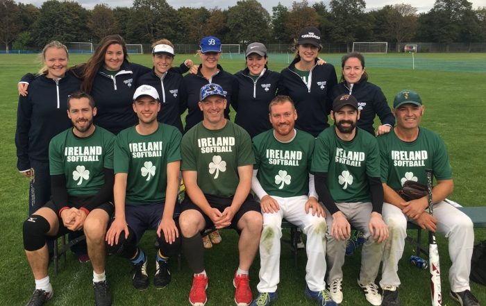 Ireland Finish 8th at World Series 2018